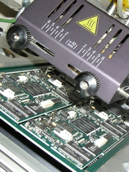 Reworking Surface Mount Components