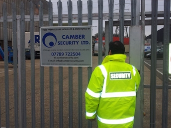 Trained Surveillance Officers