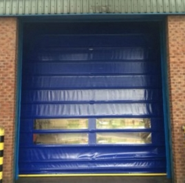 Commercial and Industrial High Speed Doors