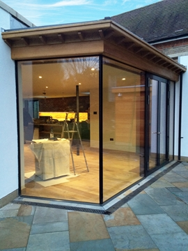 Curtain Walling Systems
