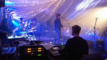 event production services hertfordshire