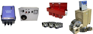 Fabrication components for Chrome Plating