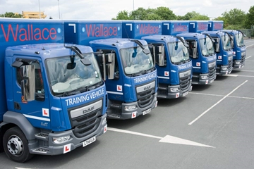 LGV Driver Training Courses in Enfield