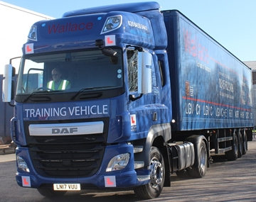 LGV Driver Training Courses in High Wycombe