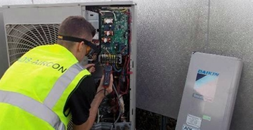 Local air conditioning installers
