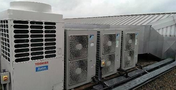 Air conditioning installation Tyne and Wear
