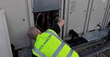 Extensive Air Conditioning Repairs