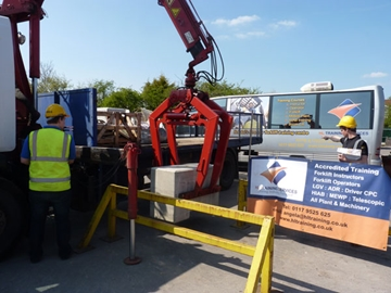 ITSSAR /Lorry Loader Training