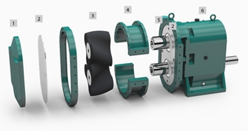 T1 rotary pumps - The classic