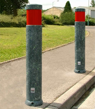 Environmental Friendly Pewsham Bollard