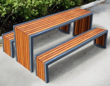 Outdoor Street Furniture Manufacturer