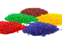 Coloured Low Density Polythene Packaging