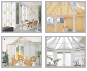 Conservatory Blinds From Simplicity Blinds