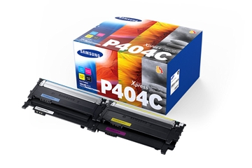 Genuine Samsung CMYK Colour Laser Toner Cartridges