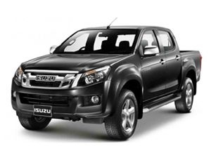 Isuzu D-Max Diesel Special Edition - Business Lease