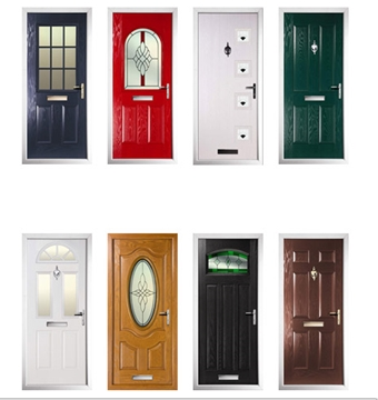 Low Maintenance PVC Doors For Trade