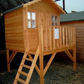 Tower Playhouses In North Wales
