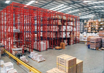 Storage Systems and Pallet Racking Supply and Installation