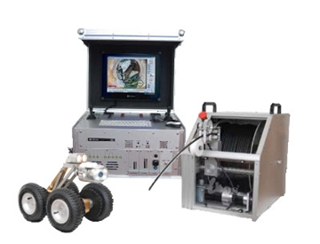 State Of The Art CCTV Drain Inspection Solutions