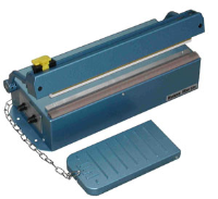 HM 1300 CD Medium Capacity Impulse Heat Sealer with Cutter