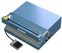 HM 3100 CDS semi-automatic Impulse Heat Sealer