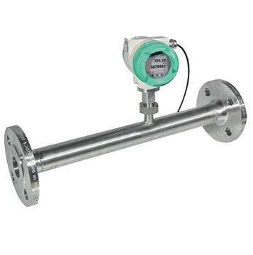 ATEX approved. Flowmeter for gases.