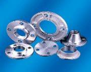 3 Stainless Steel Flanges