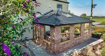 Conservatory Roofs East Sussex