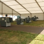 Rental Security X-Ray Units