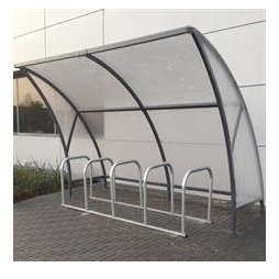 Mild Steel Cycle Shelters