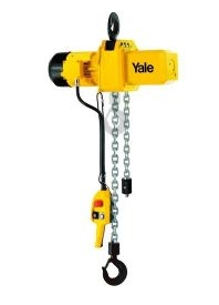 Yale CPE Electric Chain Hoists, 400v 3Ph 50Hz -1500 kg to 10000kg
