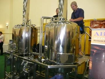 UV disinfection for the Brewing industry