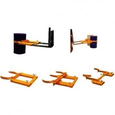 Record FMDC Fork Mounted Drum Clamp