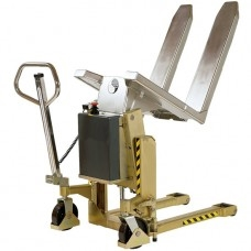 Record RTILTSS Stainless Tilting Work Positioner