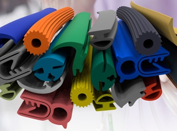 Extruded Silicone & EPDM