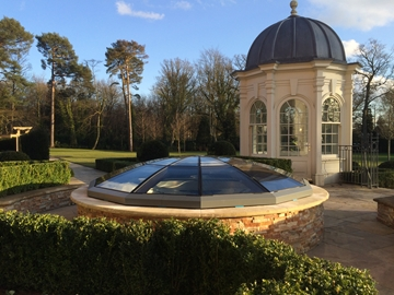 Domed Rooflights