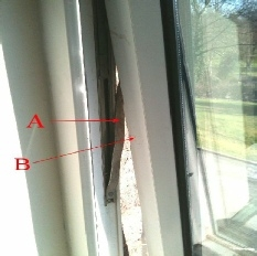 Window Friction Stay Hinge Replacement