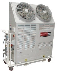 Chillers, Fan Coils and AHUs