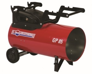 Mobile Direct Gas Heaters