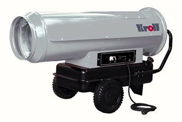 Mobile Direct Oil Heaters
