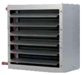 3 Phase LPHW Fan Heaters