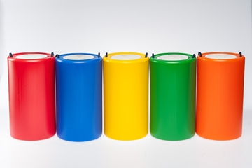 Coloured Polybox Conventional Boxes