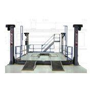 4-Column Platform for Vehicle Manufacturers
