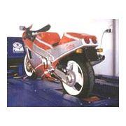 Roller Dynamometer, Performance and Function Tester for Motorcycles