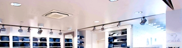 Air Conditioning for Shops and Retails Outlets
