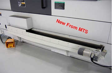 Parts Conveyor for CNC Turning Centres