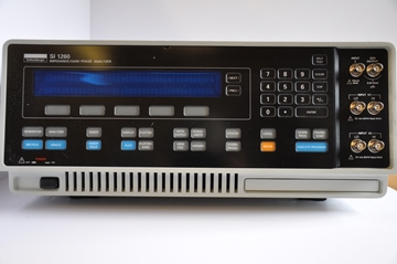 Refurbished and Used Frequency Response Analysers