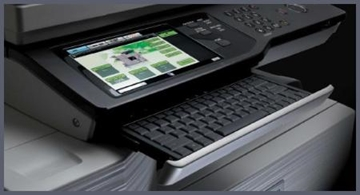 Mono Office Printer Machines