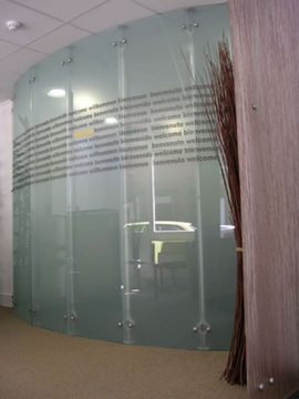 Osso Glass Partitioning