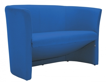 Cafe Chill 2 Seater Sofa - Fabric Band A